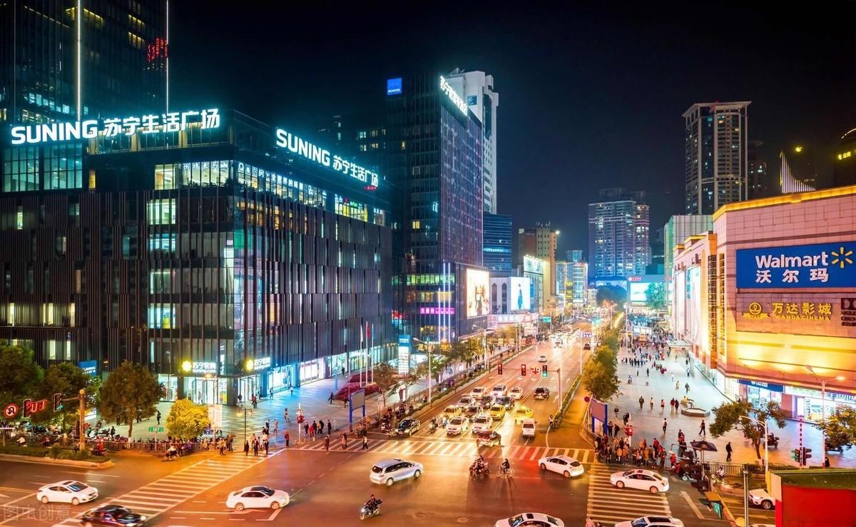 南京逛街购物,这个7个地方一定要去